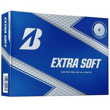 Bridgestone 21 Extra Soft Golf Ball Dozen White