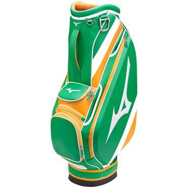 Mizuno Tour Cart Bag 5WD  Green White Orange