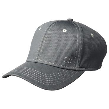 Calvin Klein Golf Tech Baseball Cap  Charcoal