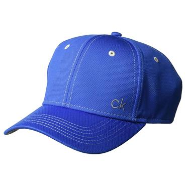 Calvin Klein Golf Tech Baseball Cap  Royal
