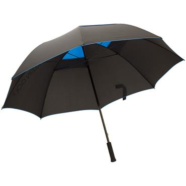 Calvin Klein Golf Stormproof Vented Umbrella  Black/Royal