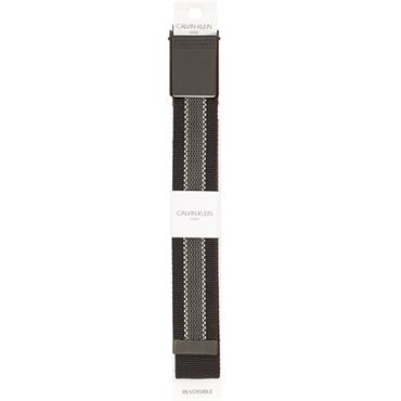 Calvin Klein Golf Gents Webbing Belt  Black