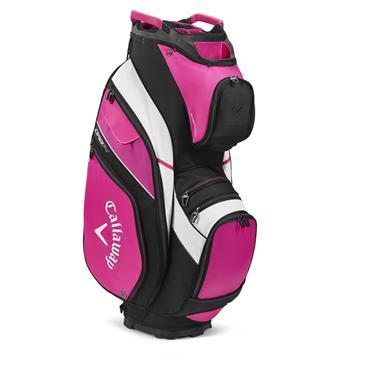 Callaway Org 14 20 Cart Bag Pink - Black