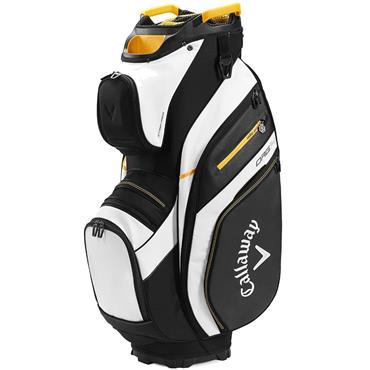 Callaway Org 14 20 Cart Bag Black - White - Orange