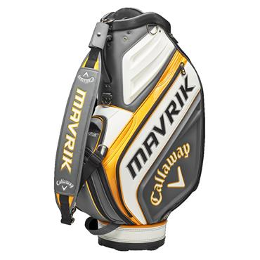 Callaway Mavrik Staff Bag  Charcoal White Orange