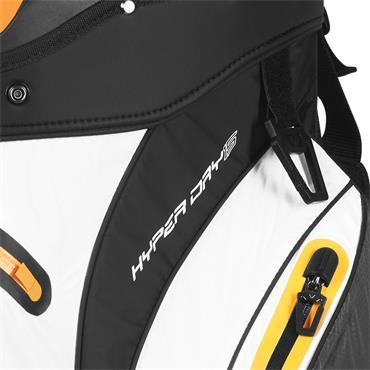 Callaway Hyper Dry 15 Mavrik W/P Bag  BLKWHTORA