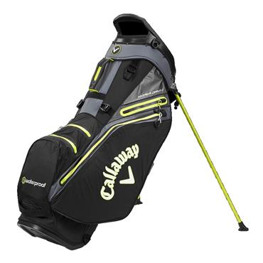 Callaway Hyper Dry 14 Stand Bag  Black/Yellow