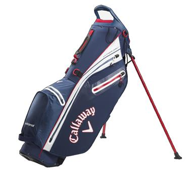Callaway Hyper Dry C Stand Bag  Navy White