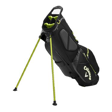 Callaway Hyper Dry C Stand Bag  Black/Yellow