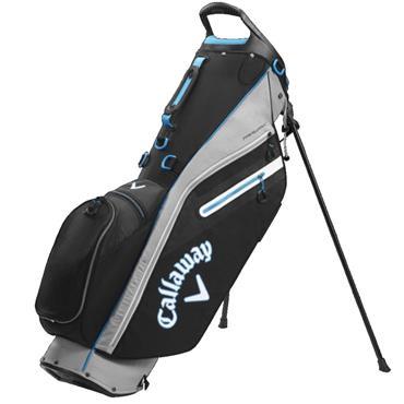 Callaway Fairway C Stand Bag  Silver/Black