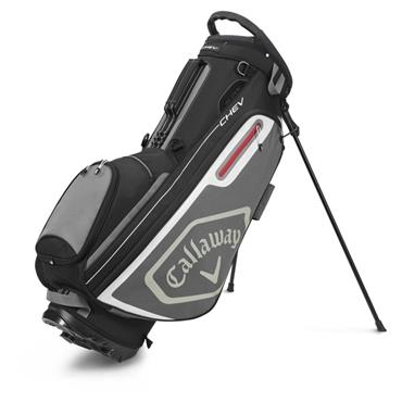 Callaway Chev Stand Bag  Black/Charcoal