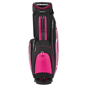 Callaway Chev Stand Bag  Black - Pink