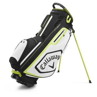 Callaway Chev Stand Bag  Black/Yellow