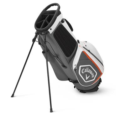 Callaway Chev Stand Bag  White/Charcoal