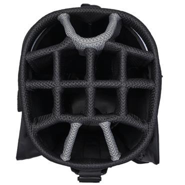 Callaway Chev Dry 14 Cart Bag  Black White Charcoal