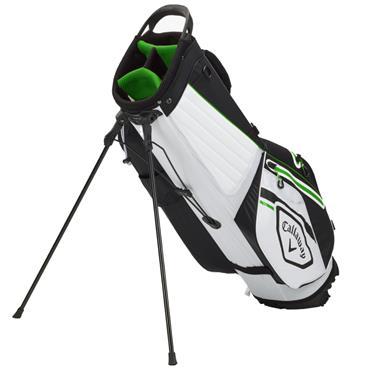 Callaway Chev Dry Epic Stand Bag  White Black Green
