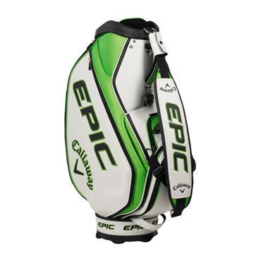 Callaway Epic Staff Bag  White Green Black