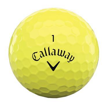 Callaway Supersoft 21 Golf Ball Dozens  Yellow