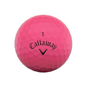 Callaway Supersoft 21 Golf Ball Dozens  Pink