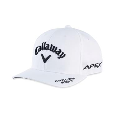 Callaway Gents TA Performance Pro Cap  White