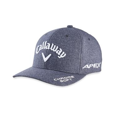 Callaway Gents TA Performance Pro Cap  Black Heather