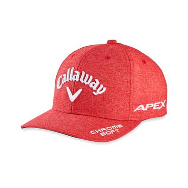 Callaway Gents TA Performance Pro Cap  Red Heather