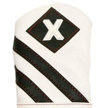 Callaway Vintage Fairway Wood Headcover  White/Black