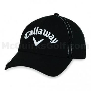 3ff3ef24d21ad Callaway Call Stitch Magnet Cap Black ...