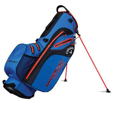 Callaway Hyper Dry Fusion Stand Bag  Royal/Black/Red