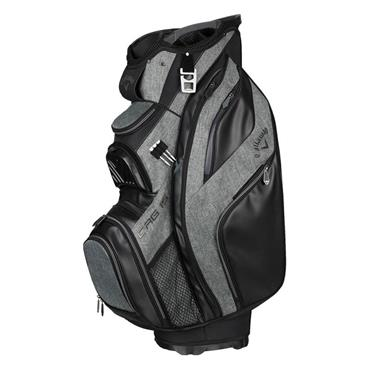 Callaway Org 15 Cart Bag Black - Titanium - Silver