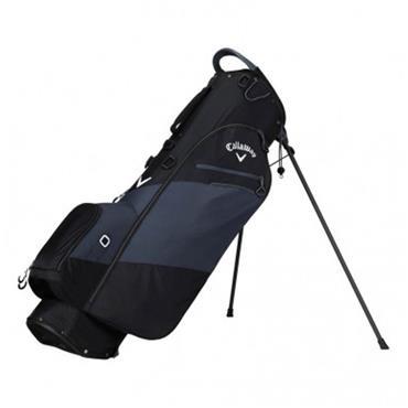 Callaway Hyper Lite Zero Stand Bag  Black/Titanium/White