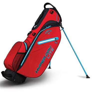 Callaway Hyper Dri Lite Stand Bag  Red/Black/Blue