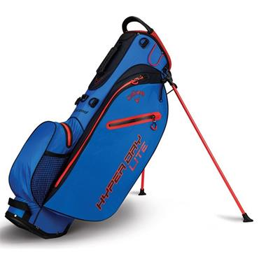 Callaway Hyper Dri Lite Stand Bag  Royal/Black/Red