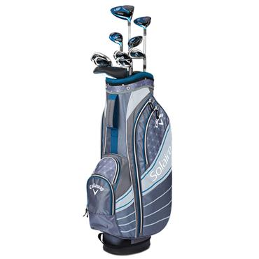 Callaway Solaire 11-Peace Set Ladies RH Set NIagara Blue