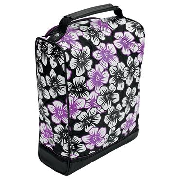 Callaway UpTown Shoe Bag  Black/Purple