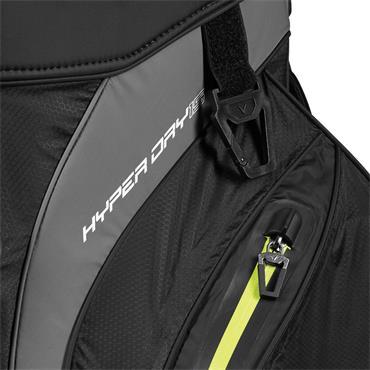 Callaway Hyper Dry 15 Cart Bag  Black/Yellow