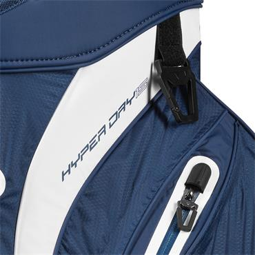 Callaway Hyper Dry 15 Cart Bag  Navy - White