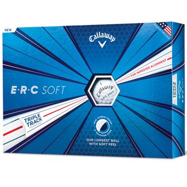 Callaway ERC Soft Golf Balls Dozen White