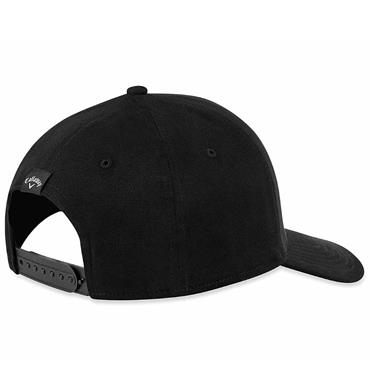 Callaway Metal Icon Cap  Black