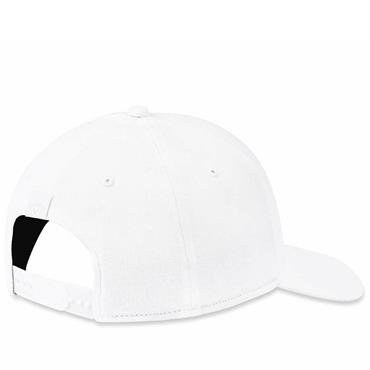 Callaway Metal Icon Cap  White
