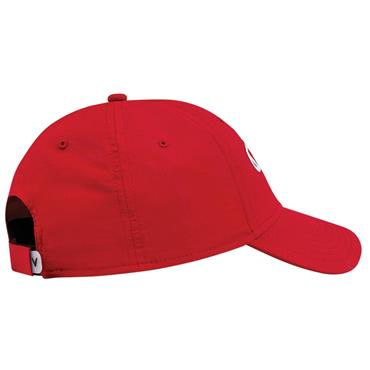 Callaway Gents Liquid Metal Adj Cap  Red