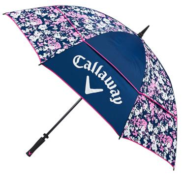 Callaway UpTown Double Canopy Umbrella  Floral