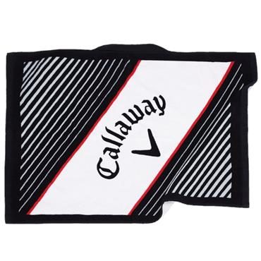 Callaway Cart Towel Cotton  White