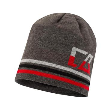 Cutter & Buck Gents Reversible Beanie  CHA BLK