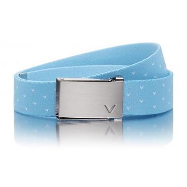 Callaway Ladies Chev Reversible Belt  Blue 424
