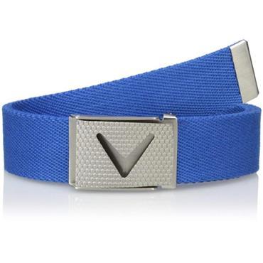 Callaway Webbed Belt  Blue 492
