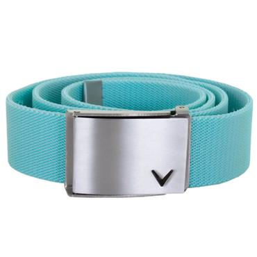 Callaway V Logo Belt  Blue 468