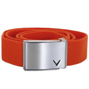 Callaway V Logo Belt  Firecracker 812