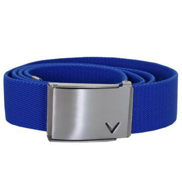 Callaway V Logo Belt  Blue 425