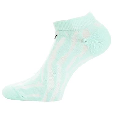 Calvin Klein Golf Ladies Tech Socks ONESIZE Aqua/White